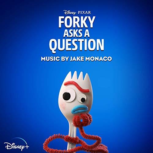 Walt Disney Records edita la banda sonora Forky Asks a Question