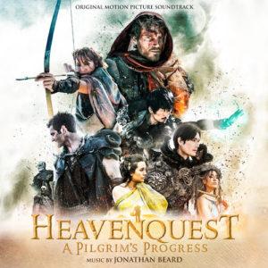 Carátula BSO Heavenquest: A Pilgrim's Progress - Jonathan Beard
