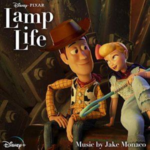 Carátula BSO Lamp Life - Jake Monaco