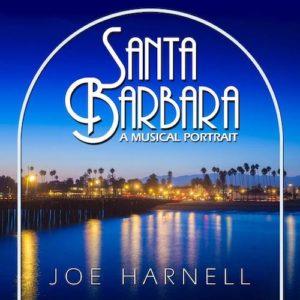 Carátula BSO Santa Barbara - Joe Harnell