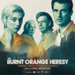 Carátula BSO The Burnt Orange Heresy - Craig Armstrong