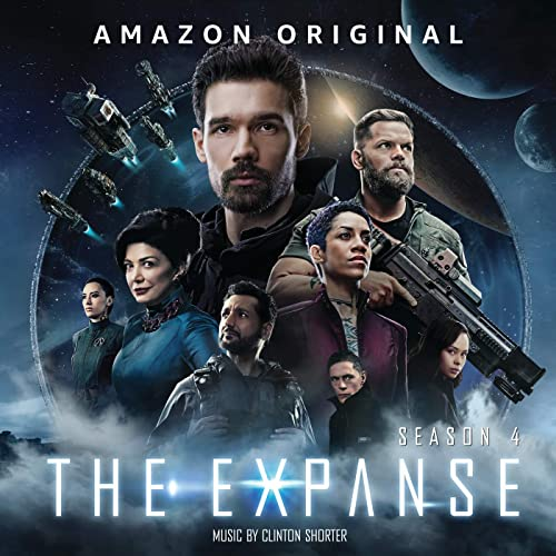 ASG Records edita la banda sonora The Expanse: Season 4
