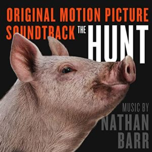 Carátula BSO The Hunt - Nathan Barr