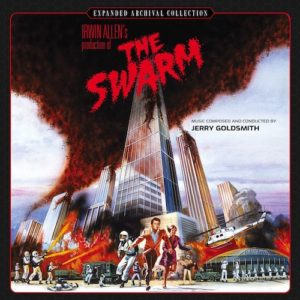 Carátula BSO The Swarm - Jerry Goldsmith