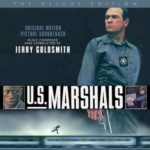 Carátula BSO U.S. Marshalls - Jerry Goldsmith