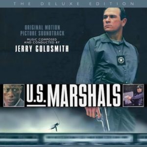 Carátula BSO U.S. Marshalls - Jerry Goldsmith
