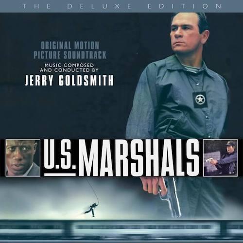 Varèse edita U.S. Marshalls expandida, de Jerry Goldsmith