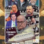 Cartel II Edición Premios Cinemasmusic