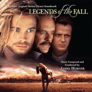Carátula BSO Legends of the Fall - James Horner
