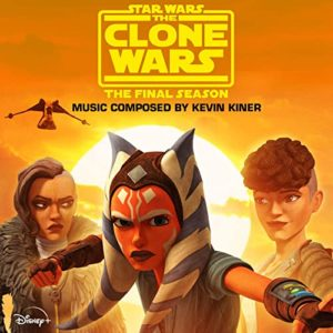 Carátula BSO Star Wars: The Clone Wars - The Final Season (Episodes 5-8) - Kevin Kiner