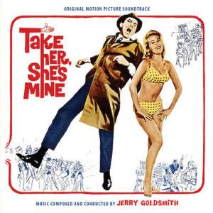 Carátula BSO Take Her, She's Mine - Jerry Goldsmith