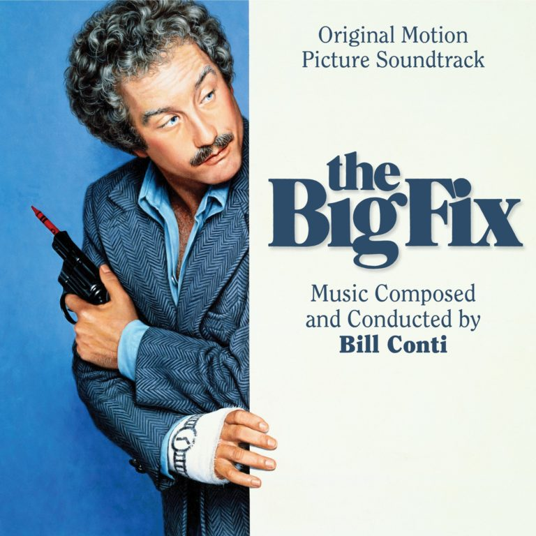 Varèse edita The Big Fix de Bill Conti