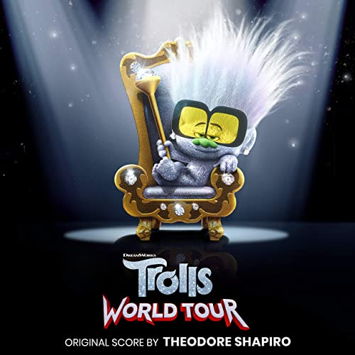 Back Lot Music edita la banda sonora Trolls World Tour
