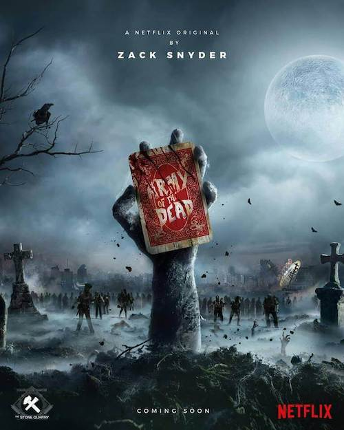 Tom Holkenborg para la cinta de terror Army of the Dead