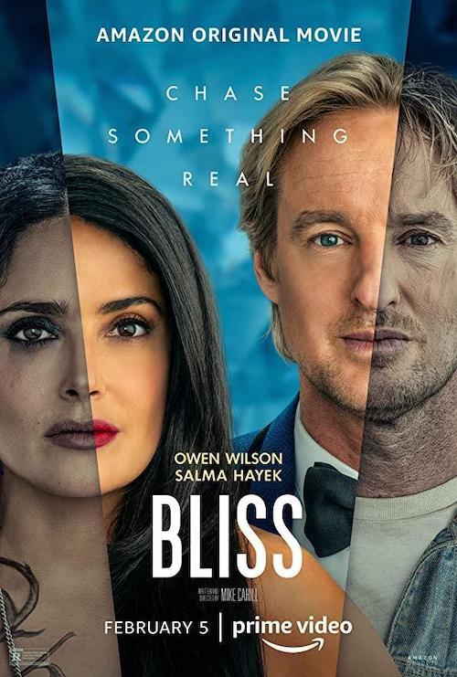 Will Bates para el drama de ciencia ficción Bliss