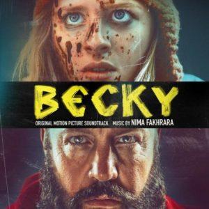 Carátula BSO Becky - Nima Fakhrara