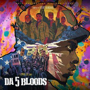 Carátula BSO Da 5 Bloods - Terence Blanchard