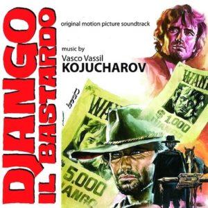 Carátula BSO Django Il Bastardo - Vasco Vassil Kojucharov