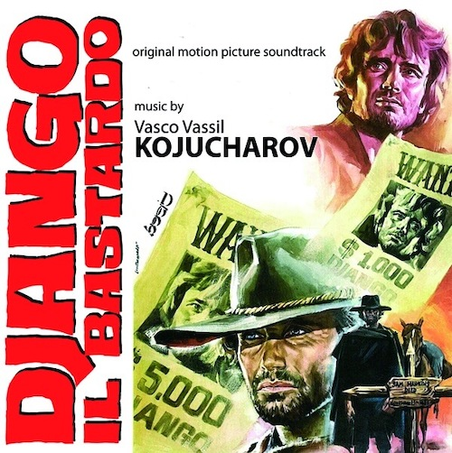 Django Il Bastardo de Vasco Vassil Kojucharov, en Beat Records