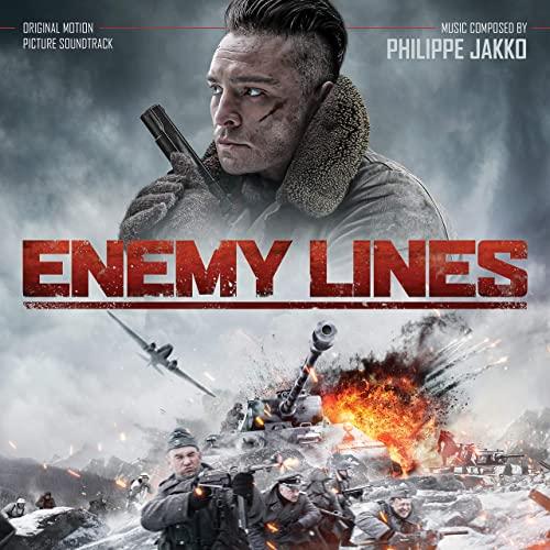 NAZIS Y SEGUNDA GUERRA MUNDIAL (reflexiones, libros, documentales, etc) - Página 10 Caratula-BSO-Enemy-Lines-Philippe-Jakko