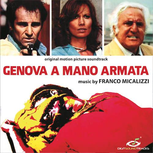 Digitmovies edita Genova a Mano Armata de Franco Micalizzi