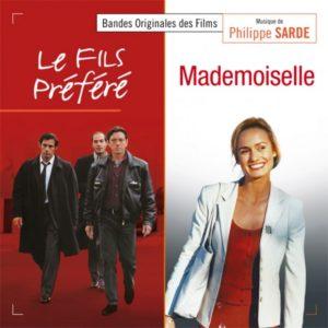 Carátula BSO Le Fils préféré & Mademoiselle - Philippe Sarde
