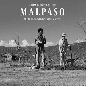 Carátula BSO Malpaso - Pascal Gaigne