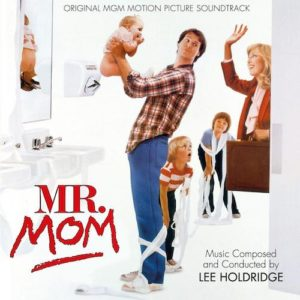 Carátula BSO Mr. Mom - Lee Holdridge