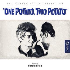 Carátula BSO One Potato, Two Potato - Gerald Fried