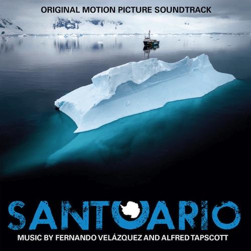 Quartet Records edita la banda sonora Santuario