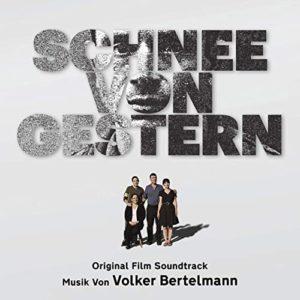 Carátula BSO Schnee von Gesterr - Volker Bertelmann