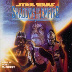 Carátula BSO Star Wars: Shadows of Empire - Joel McNeely