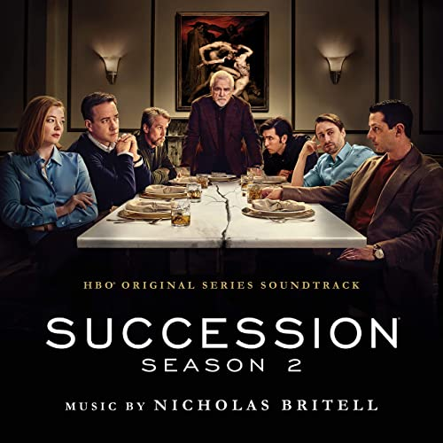 WaterTower Music edita la banda sonora Succession: Season 2