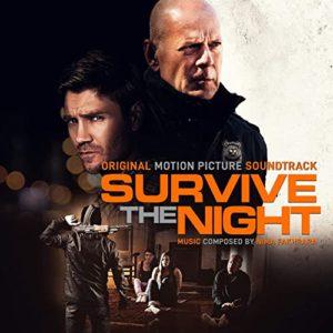 Carátula BSO Survive the Night - Nima Fakhrara