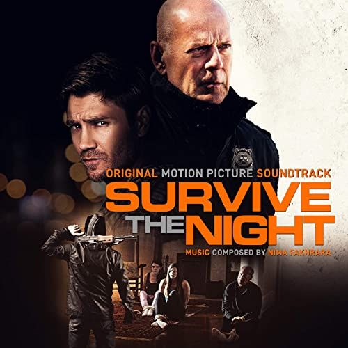 Filmtrax edita la banda sonora Survive the Night