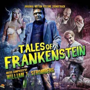 Carátula BSO Tales of Frankenstein - William Stromberg