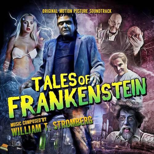 Dragon's Domain Records edita Tales of Frankenstein de William Stromberg