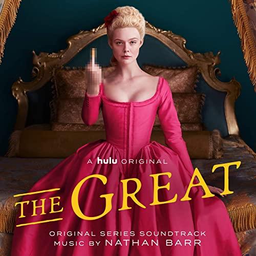Lakeshore Records edita la banda sonora The Great