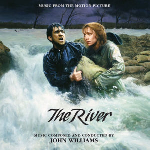 Carátula BSO The River - John Williams