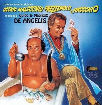Occhio, Malocchio, Prezzemolo, e Finocchio de los De Angelis en Beat Records