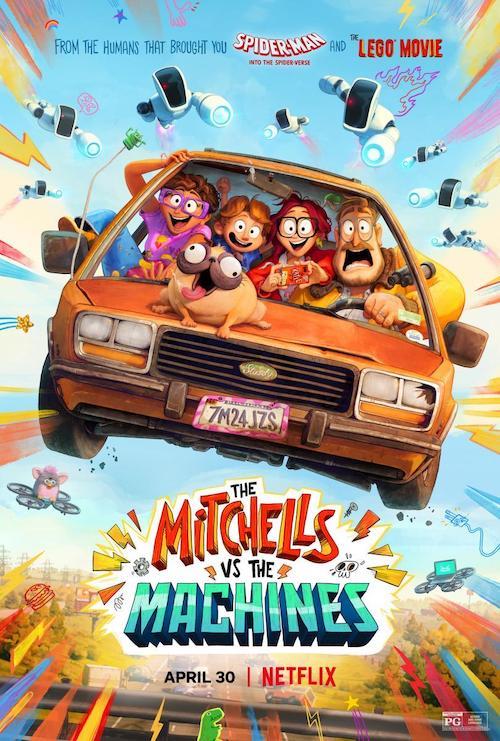 Mark Mothersbaugh para la cinta de animación Connected
