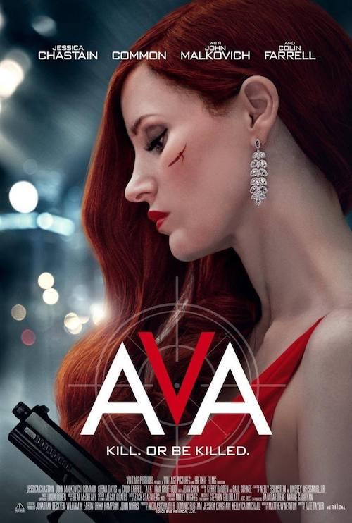 Bear McCreary para la cinta de acción Ava