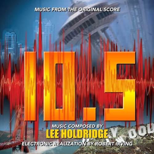 Dragon's Domain Records edita 10.5 de Lee Holdridge
