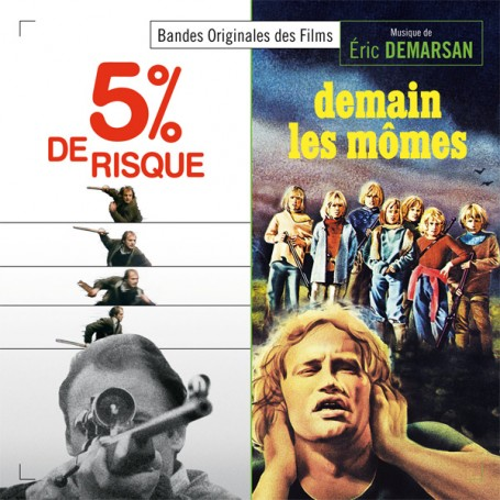 5% de Risque & Demain Les Mômes, de Éric Demarsan, en Music Box Records