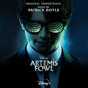 Carátula BSO Artemis Fowl - Patrick Doyle