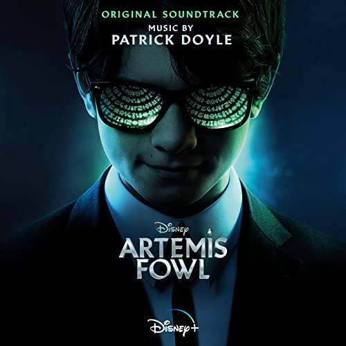 Lanzamiento BSO: Artemis Fowl con música de Patrick Doyle - AsturScore