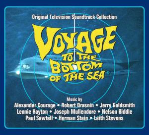Carátula BSO Bottom of the Sea: Box Set
