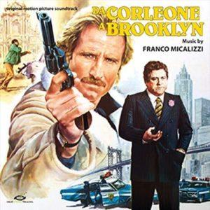 Caratula BSO Da Corleone a Brooklyn - Franco Micalizzi