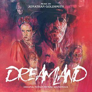 Carátula BSO Dreamland - Jonathan Goldsmith