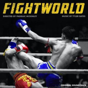 Carátula BSO FightWorld - Tyler Bates